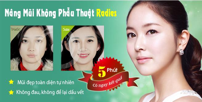 Công nghệ thẩm mỹ tiên tiến hàng đầu tại Việt Nam
