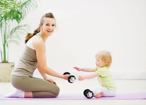Phương pháp giảm béo sau sinh tuyệt đối an toàn