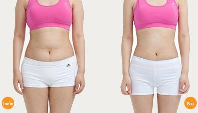 Tiết kiệm thời gian với cách giảm mỡ bụng nhanh nhất hiện nay