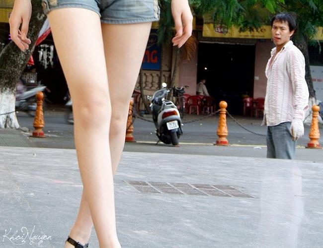 Giảm mỡ bắp chân - Bí quyết ăn gian chiều cao của cô nàng nấm lùn