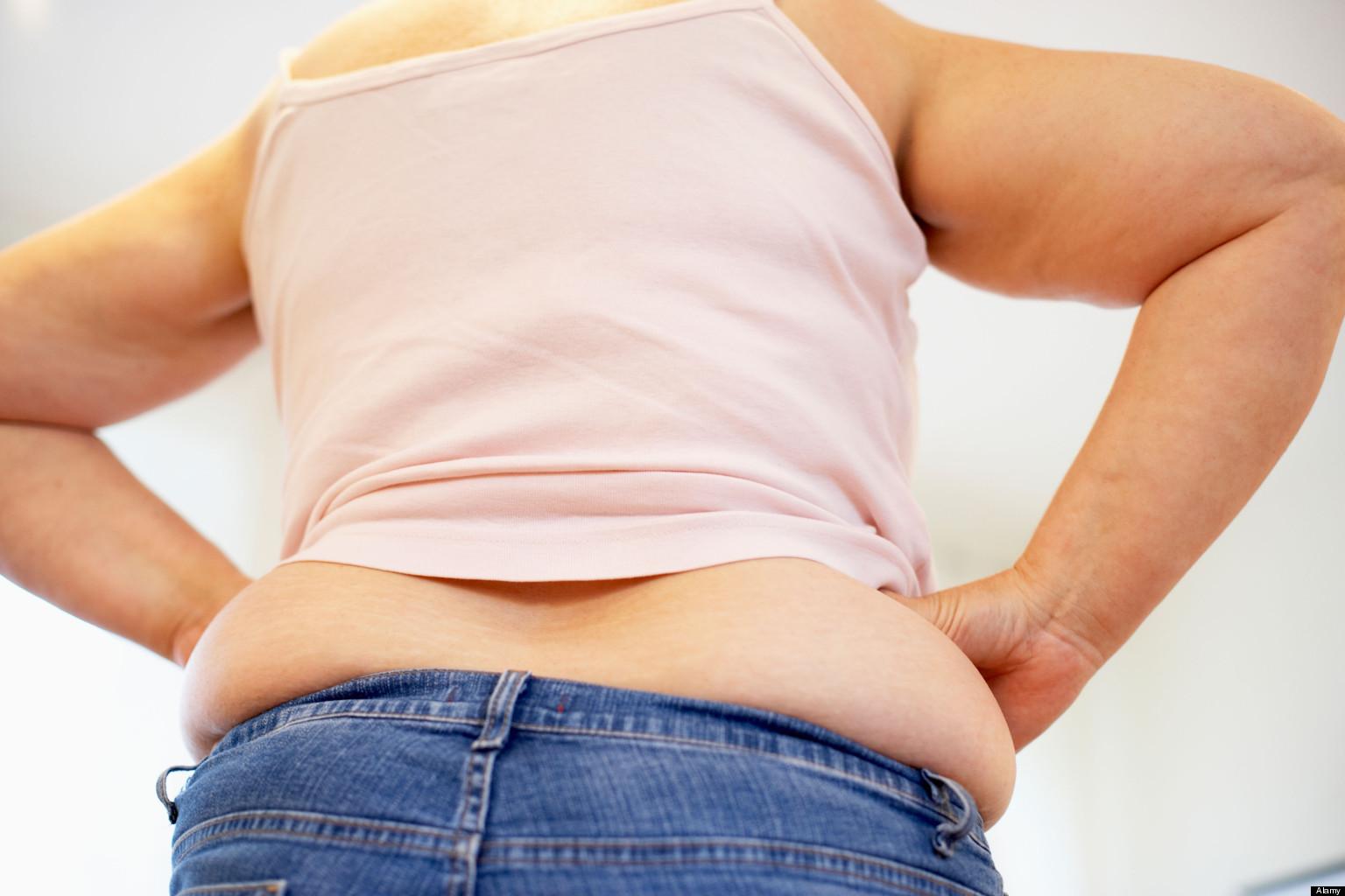 Làm sao khi muốn giảm mỡ bụng nhưng không giảm cân nặng?