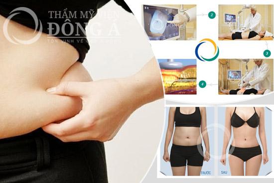 Làm thế nào để giảm béo bụng triệt để an toàn?