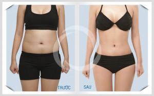 Giảm ngay 10cm vòng bụng với cách giảm béo ưu việt