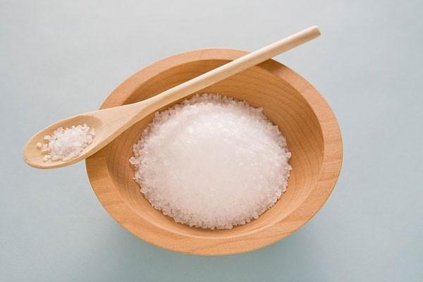 Cách giảm mỡ bụng hiệu quả tại nhà với muối 1