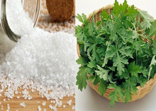 Cách giảm mỡ bụng hiệu quả tại nhà với muối 2