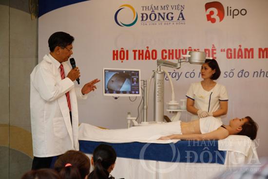 Sức nóng từ Hội thảo giảm mỡ 3D Lipo - 7 ngày có ngay số đo như ý 11