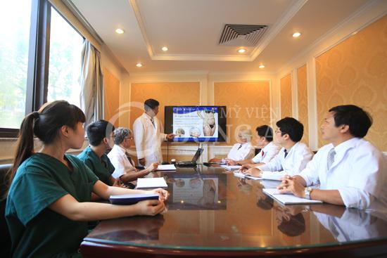 Hội thảo trao đổi chuyên môn giữa các bác sĩ và chuyên gia thẩm mỹ đầu ngành 1