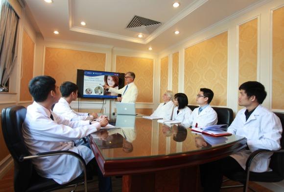 Hội thảo trao đổi chuyên môn giữa các bác sĩ và chuyên gia thẩm mỹ đầu ngành 3