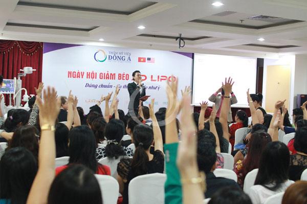 Hội thảo giảm béo 3D Lipo Hồ Chí Minh
