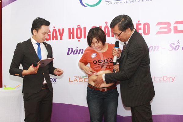 Ngày hội giảm béo 3D Lipo TP. HCM
