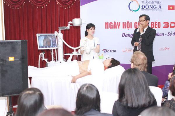 Ngày hội giảm béo 3D Lipo TP.HCM