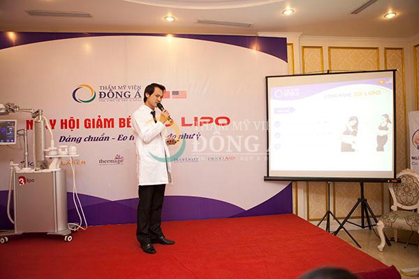 Ngày hội giảm béo 3D Lipo