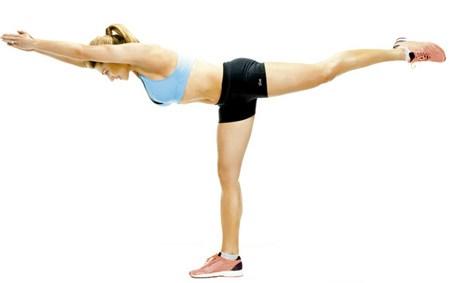 Các bài tập giảm mỡ đùi hiệu quả vô cùng đơn giản 5