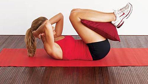 Sở hữu vòng 2 như ý với 3 bài tập giảm béo bụng đơn giản