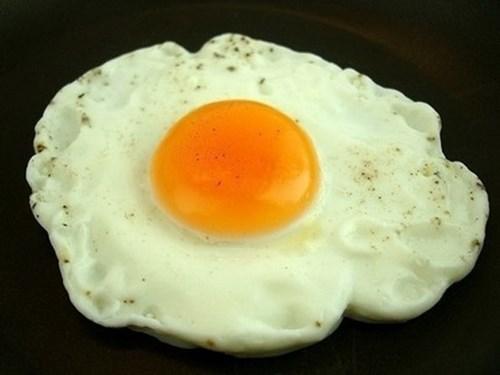 Trứng ốm - Thực đơn giảm béo hiệu quả trong 1 tuần