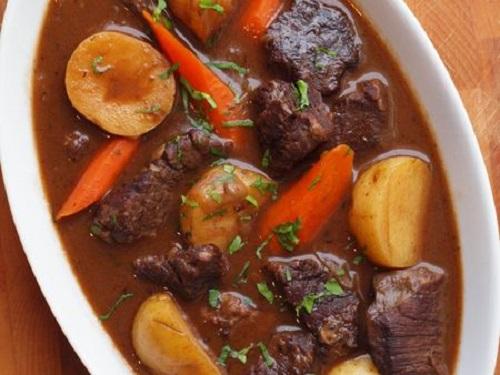 Thịt bò - thực đơn giảm béo hiệu quả cho bữa trưa
