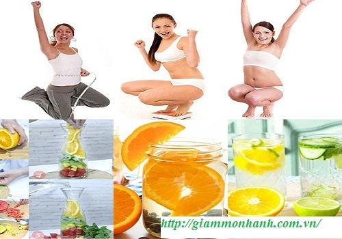 Bí quyết giảm béo nhanh