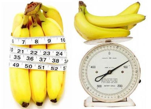 Mẹo giảm cân bằng chuối giúp bạn sở hữu vòng eo siêu mẫu