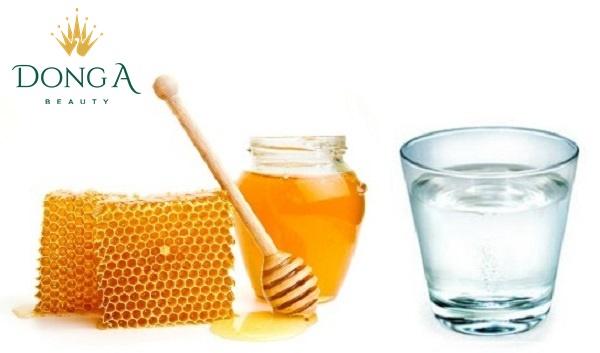 giảm cân băng mật ong hiệu quả