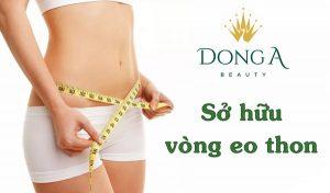 Giảm béo – Sở hữu vòng eo thon với 3 mẹo cực đơn giản