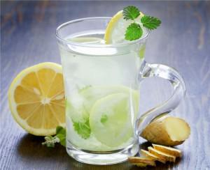3 Công thức nước uống detox giảm cân Đẹp dáng, Sáng da từ chanh