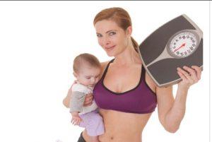 3 Cách giảm cân nhanh sau sinh lấy lại vóc dáng như thời con gái