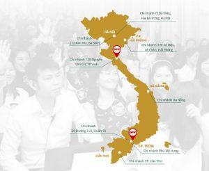TMV Đông Á – Chuỗi hệ thống thẩm mỹ lớn nhất toàn quốc