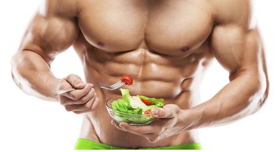 Thực đơn giảm cân cho nam tập gym hiệu quả