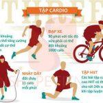 Top 3 bài tập giảm cân nhanh nhanh chóng mà không cần đến phòng tập