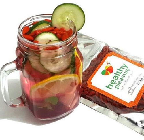 Cách làm thức uống giảm cân detox từ cà chua, chuối và xoài