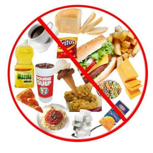 Chế độ ăn kiêng cho người bị tiểu đường