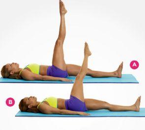 Những bài tập giảm mỡ bụng dành cho người lười vận động không thể bỏ qua